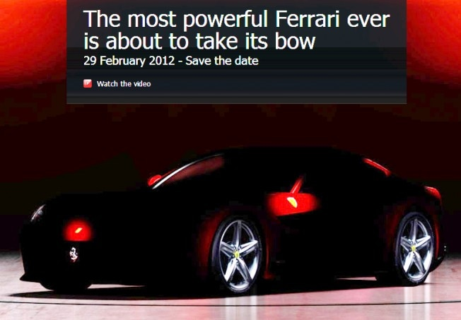 2013 Ferrari F620 GT Teaser1 652x453