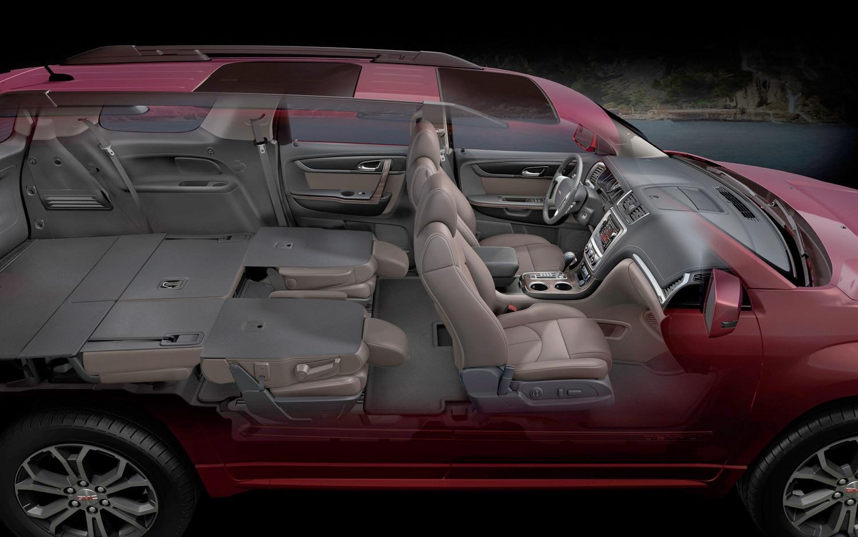 2017 Gmc Acadia Towing Capacity >> 2013 GMC Acadia First Look - 2012 Chicago Auto Show ...