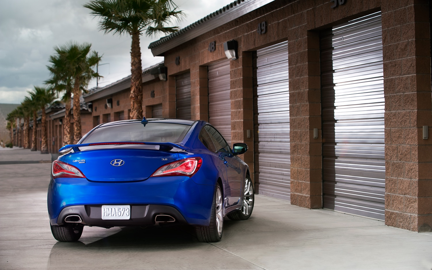 For 2013 the genesis coupe