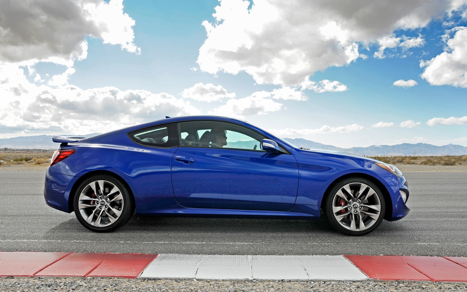 First drive 2013 hyundai genesis coupe automobile magazine - Hyundai 3 8 genesis coupe ...