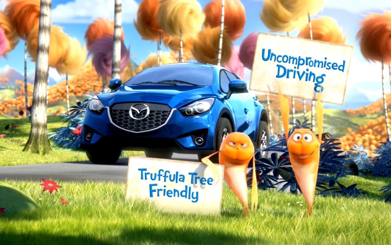 2013 Mazda CX5 Dr Seuss Truffula Tree1