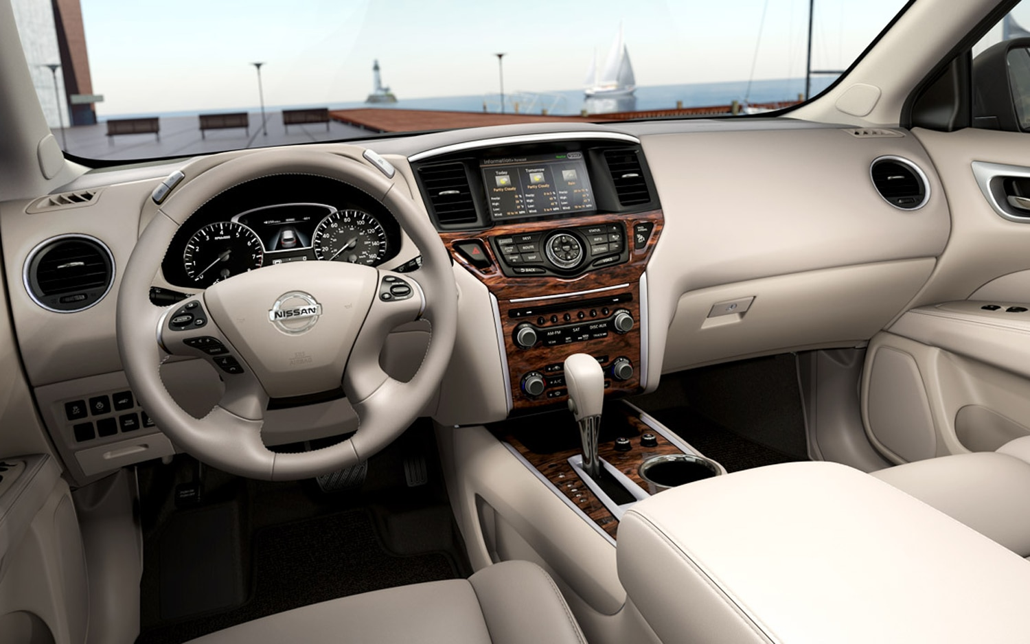 2013 nissan pathfinder towing guide
