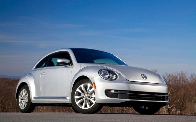 2013 Volkswagen Beetle TDI Front Three Quarters Static1 660x413