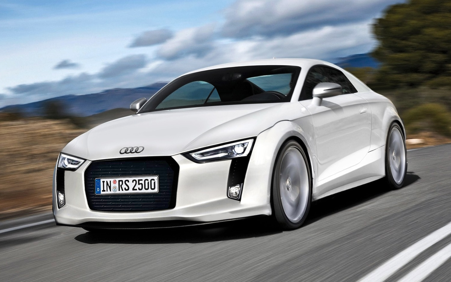 deep dive: 2015 audi tt squeezes out r5 - automobile magazine