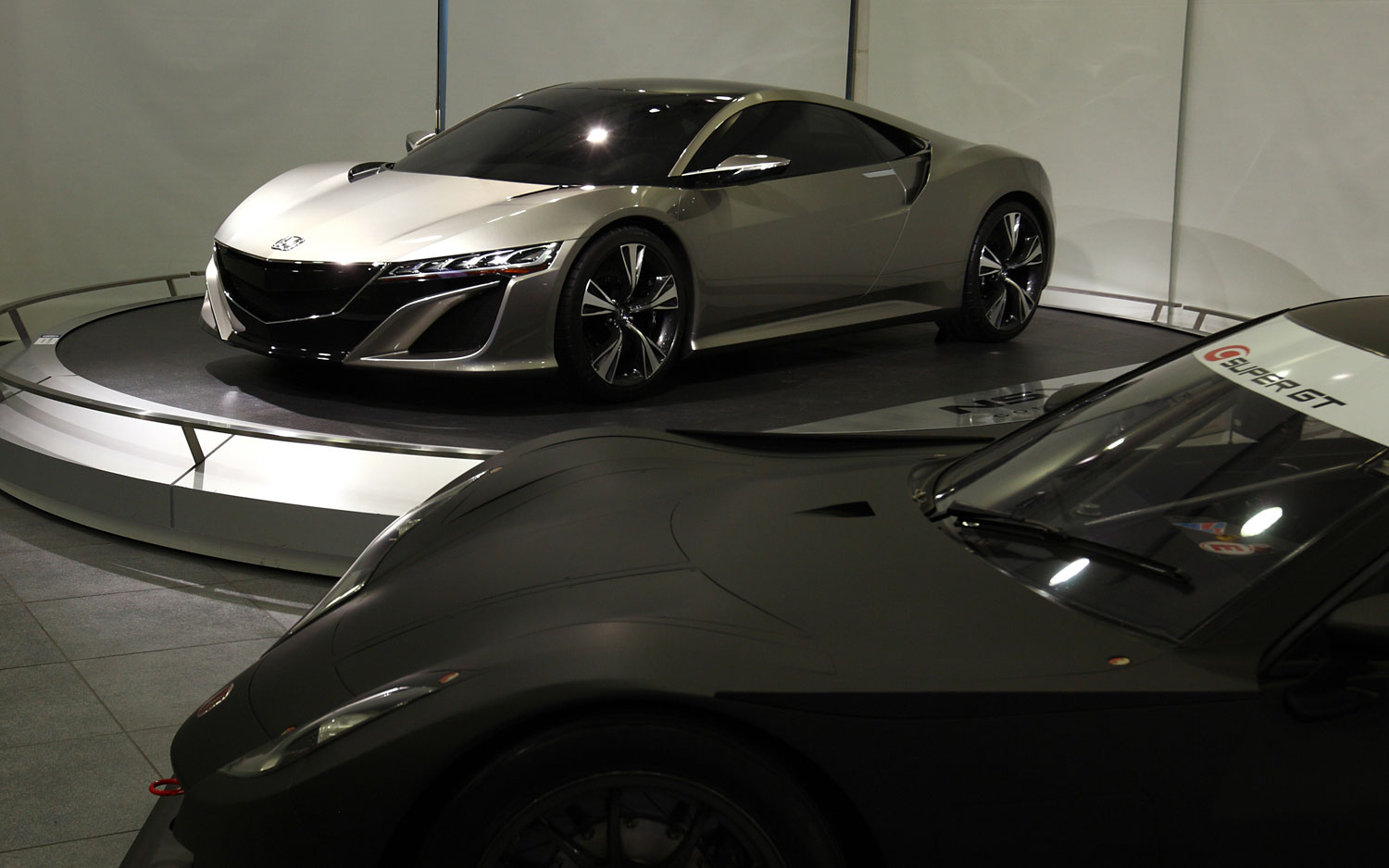 freeze frame the next acura nsx meets the aborted acura nsx. Black Bedroom Furniture Sets. Home Design Ideas