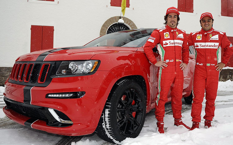 Alonsa Massa Jeep Side1