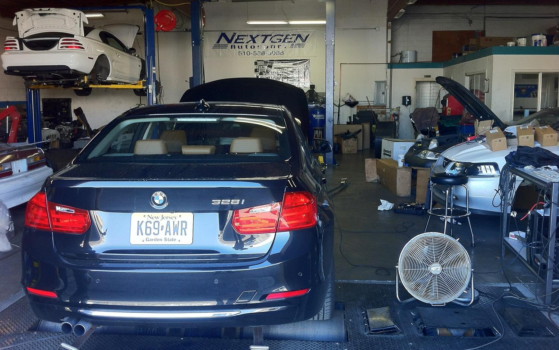 BMW N20 Dyno Test1