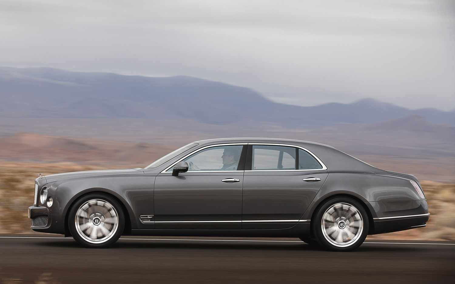 Bentley Mulsanne Mulliner Profile1
