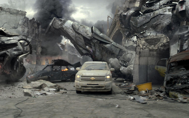 Chevrolet Silverado Super Bowl Commercial 1