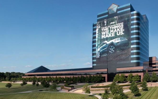 Chrysler Headquarters 660x413