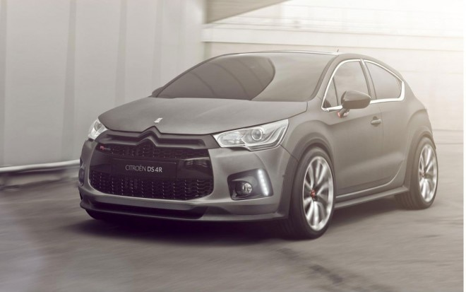 Citroen DS4 Racing Concept Front Three Quarter1 660x413