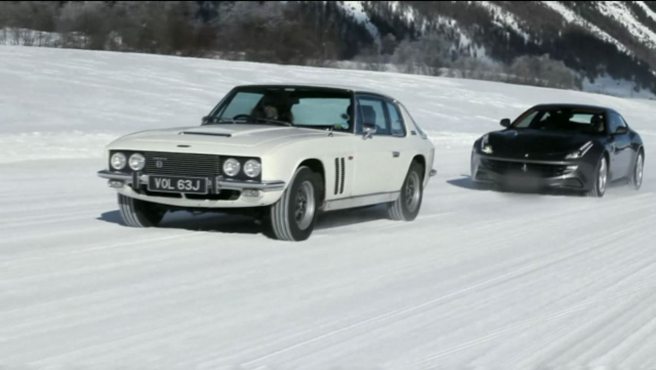Ferrari FF Jensen FF Snow1