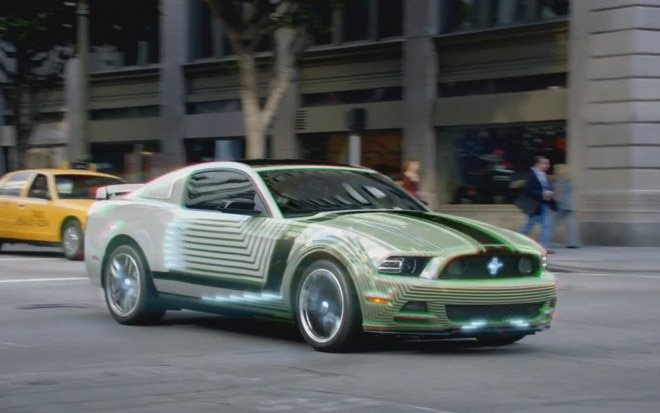 Ford Inner Mustang TV Commercial 1 660x413