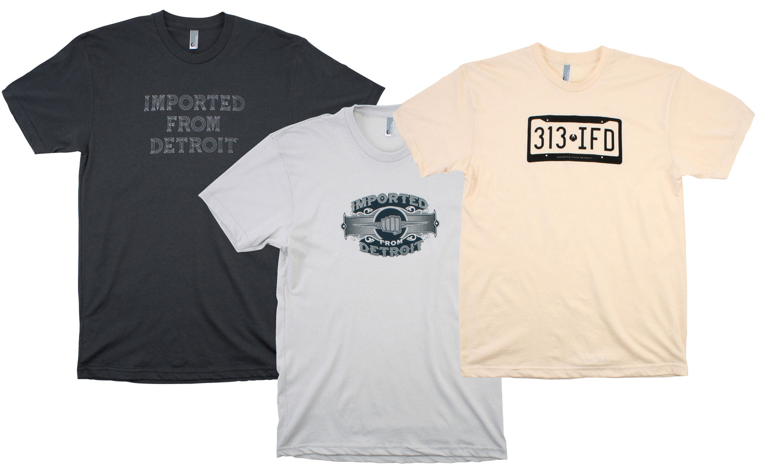 Imported From Detroit Shirts Feb 20121