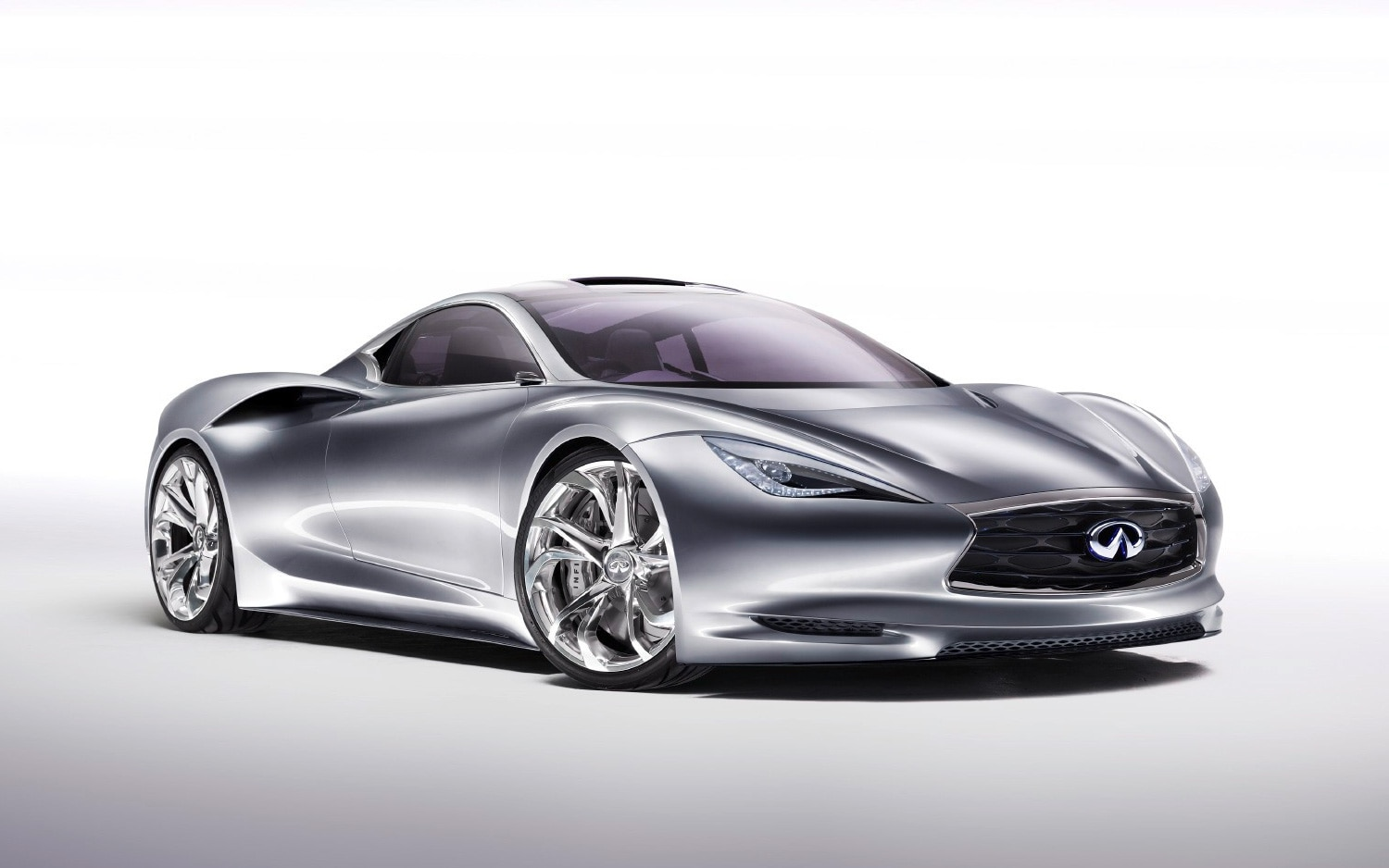 Infiniti Emerg E Concept Leak Front Three Quarter12