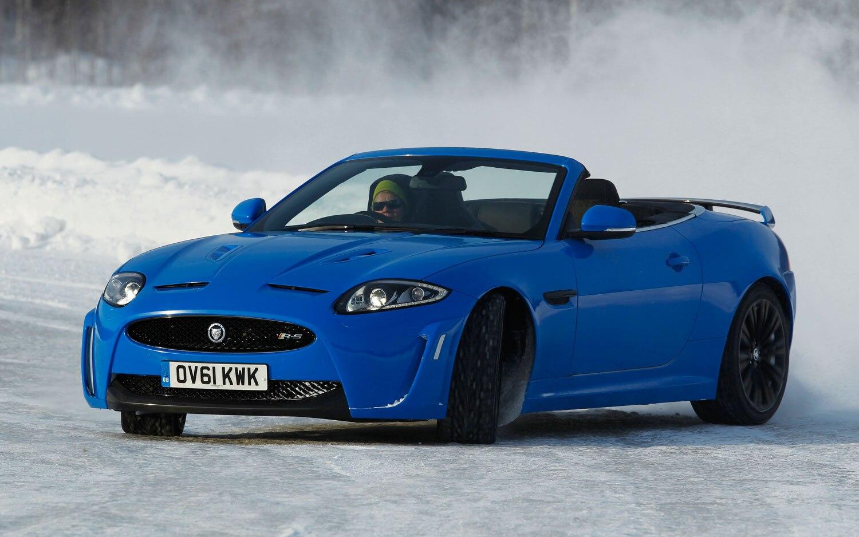 Jaguar XKR S Convertible Nordic Jan 04 010212