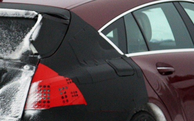 Mercedes Benz CLS Shooting Brake Spied AMAG 660x413