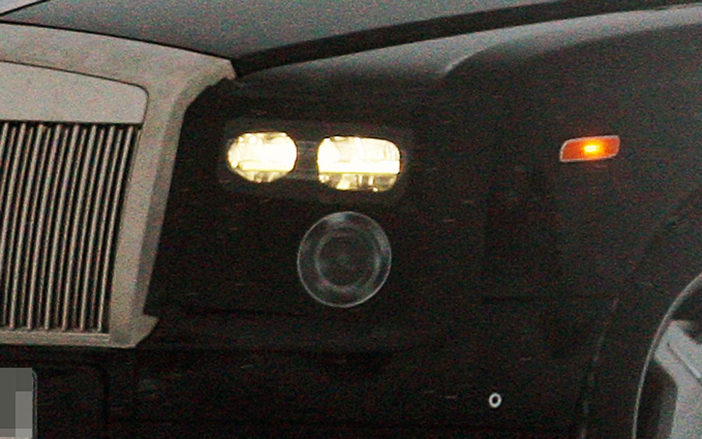 Rolls Royce Phantom Coupe AMAG