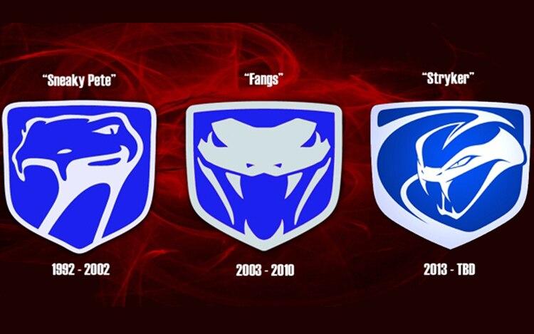 Viper Logo Evolution1