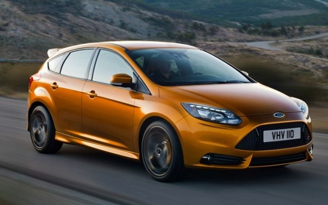 Ford Focus ST 660x413