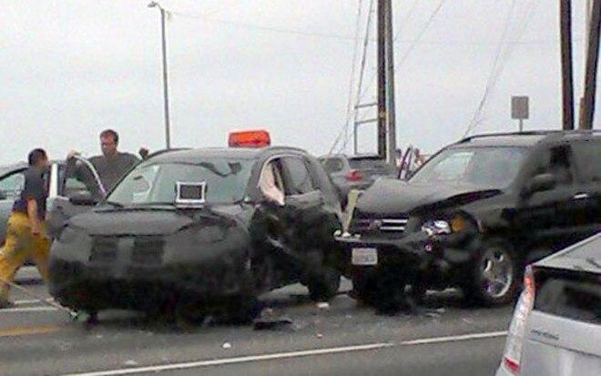Notcot Crash Honda CR V Toyota Highlander 660x413
