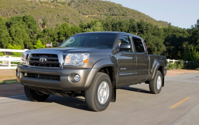 2009 Toyota Tacoma Front Three Quarter1 660x413