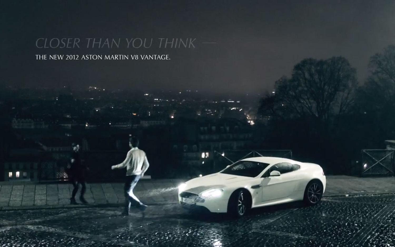 2012 Aston Martin V8 Vantage Video 31