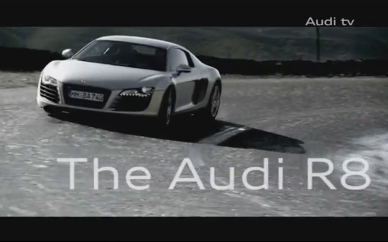 2012 Audi R8 Five Years Video 2