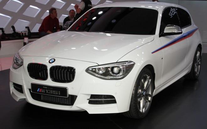 2012 BMW Concept M135i Front Left View1 660x413