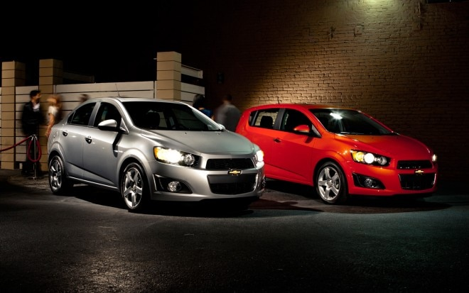 2012 Chevrolet Sonic Pair1 660x413