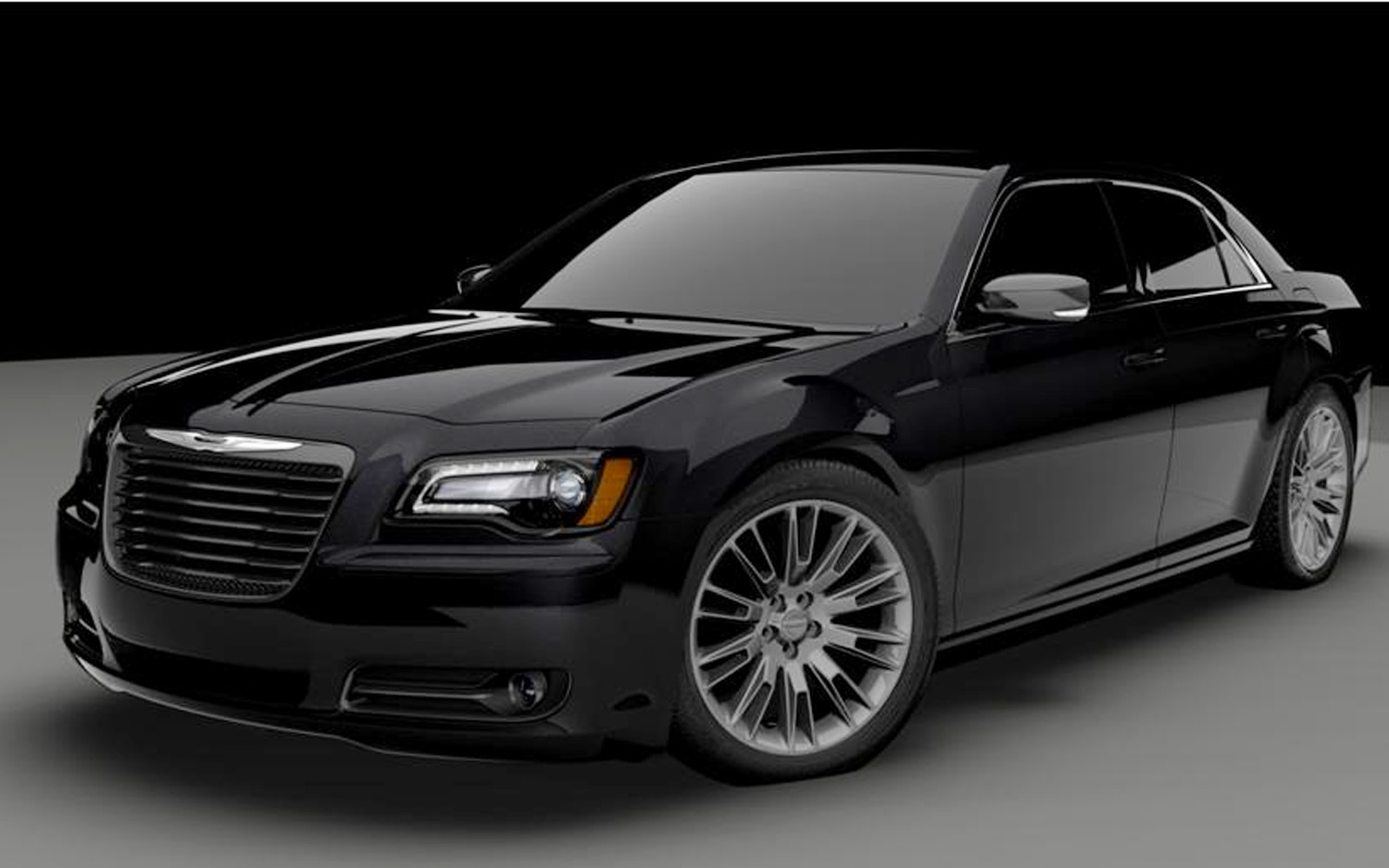 2012 chrysler 300s by john varvatos to be auctioned for charity. Black Bedroom Furniture Sets. Home Design Ideas