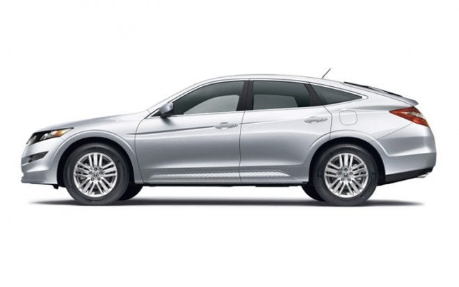 2012 Honda Crosstour EX L I 4 Left Side View1 660x413