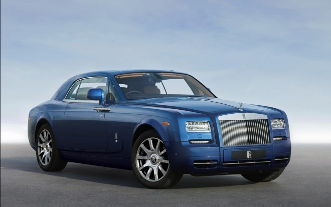 2012 Rolls Royce Phantom Coupe Front Three Quarter1 660x413