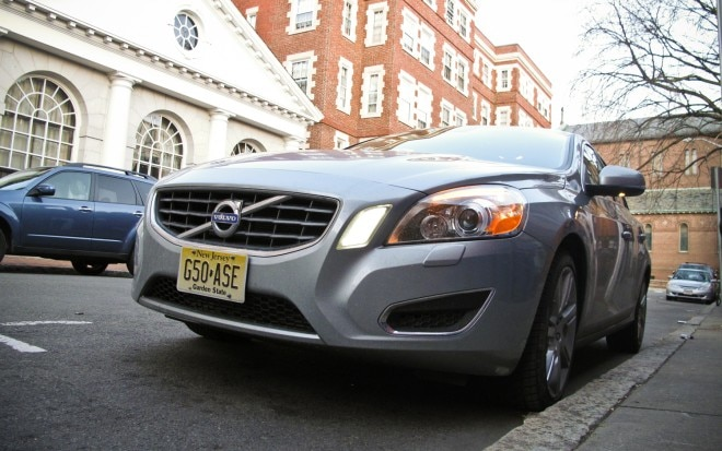 2012 Volvo S60 T6 AWD Headlight1 660x413