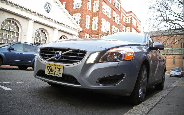 2012 Volvo S60 T6 AWD Headlight1
