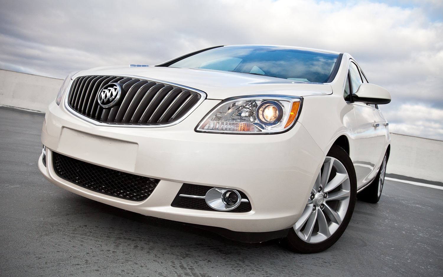 Buick Verano Canceled For U.S. After 2017, Says Report
