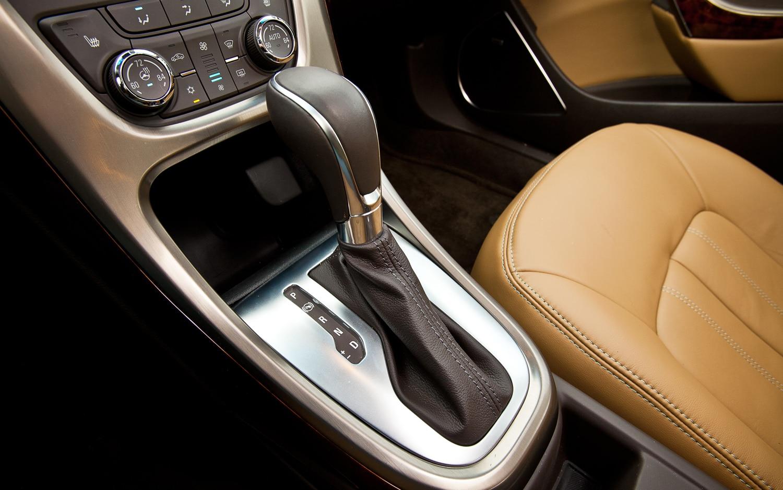 2012 Buick Verano 1sl Editors Notebook Automobile