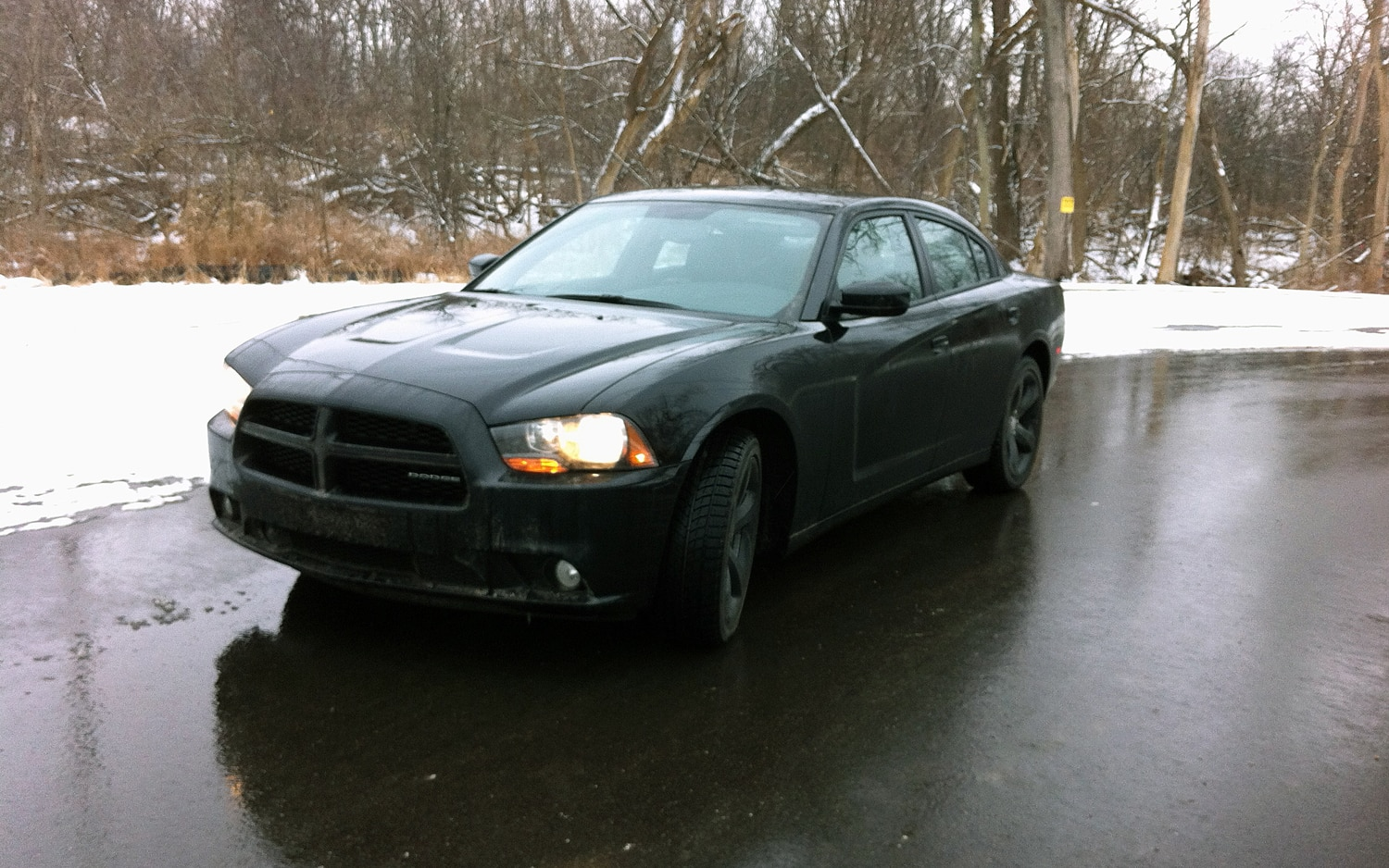 2012 Dodge Charger SXT Plus Front Left View1