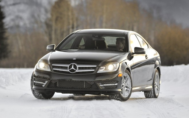 2012 Mercedes Benz C350 Coupe 4matic 660x413