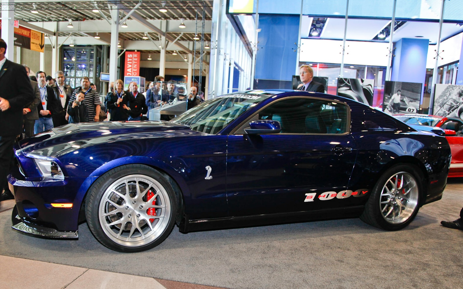 2012 Shelby 1000 Left Side View1