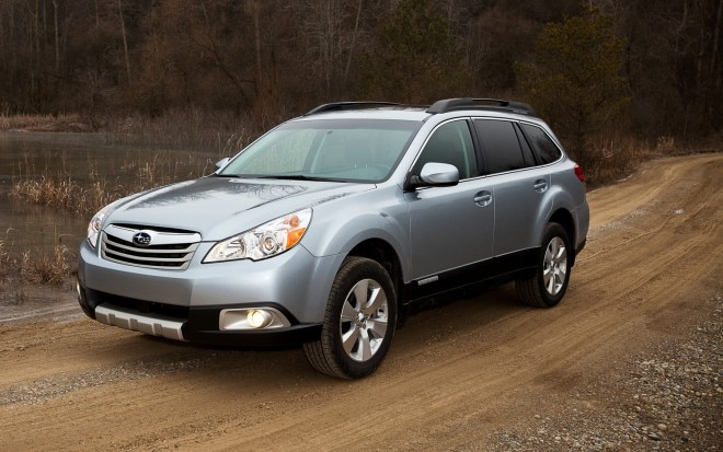 2012 Subaru Outback 3 6R Front Left View1 660x413