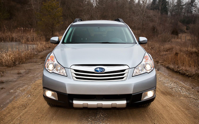 2012 subaru outback 3.6r limited - editors' notebook - automobile
