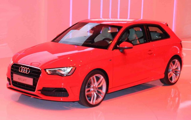 2013 Audi A3 Front Three Quarters View 21 660x413