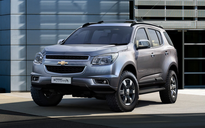 Chevy 2012 chevy trailblazer : New Chevrolet Trailblazer Officially Debuts in Thailand