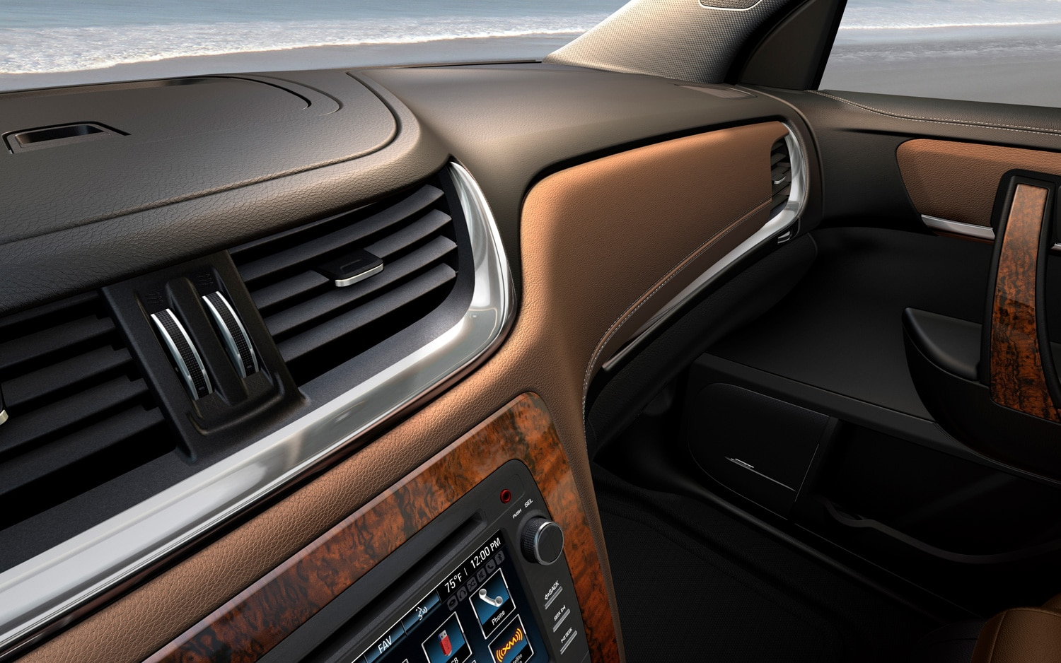 2013 Chevrolet Traverse Teaser1