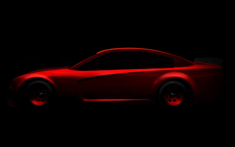 2013 Dodge Charger NASCAR Profile