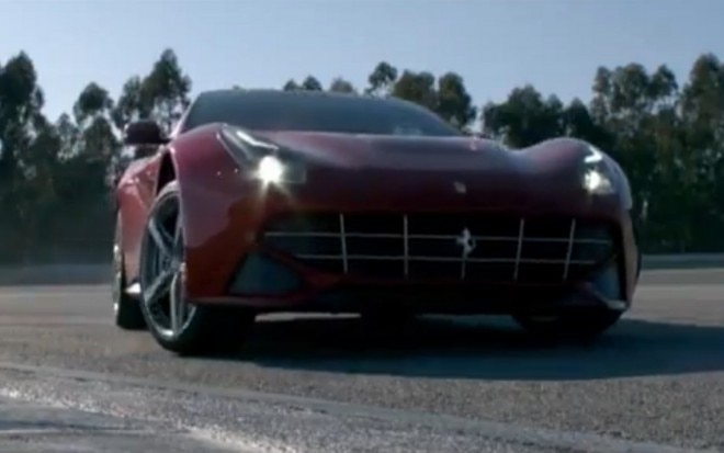 2013 Ferrari F12 Berlinetta Drifting Front Three Quarter1 660x413