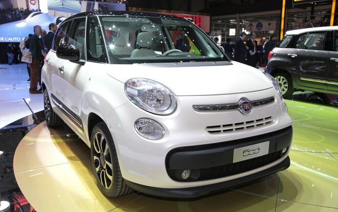 2013 Fiat 500L Front Three Quarters1 660x413