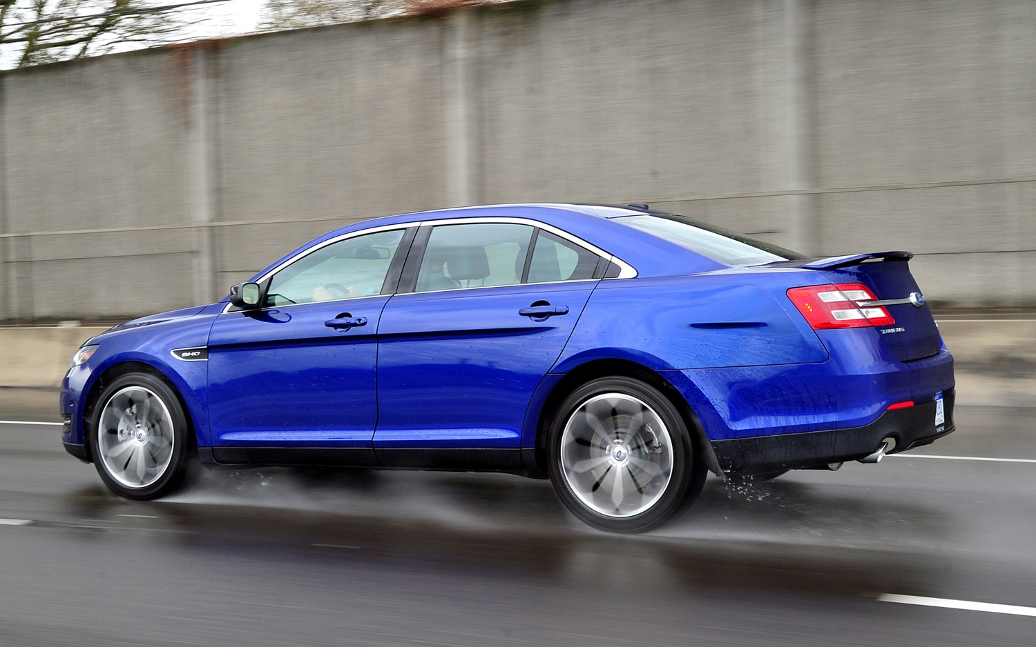 First Drive: 2013 Ford Taurus - Automobile Magazine