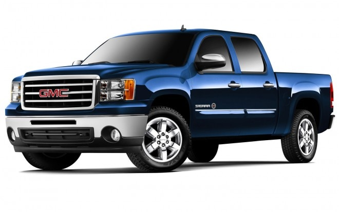 2013 GMC Sierra Heritage Edition Front View1 660x413